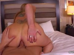 ginger gets thick ass fucked pov-99cas