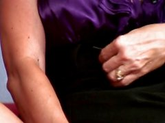 Cougar masseuse IR fucked by a BBC