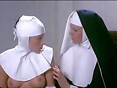 Marina Lotar and Sylviane Anne Marie Plard - Lesbo scene