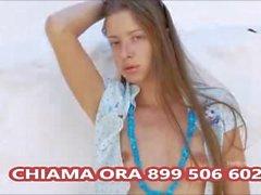 Ragazze troie al telefono erotico a basso costo 899 506 602