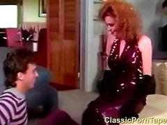Hot Lady Teaching A Virginial Guy