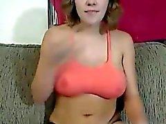 Busty piccola bionda toglierlo il suo tua web cam