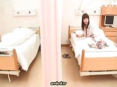 Cute teen girl strips for her boyfriend