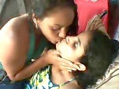 brazilian kissing