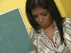 Sexy Teacher In Detention