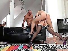 Disco britannico anali e con doppie penetrazioni