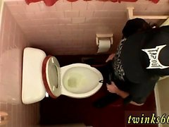 College guy porn gay gifs Unloading In The Toilet Bowl