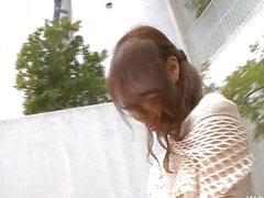 Kinky Japanese Iori Miduki gets sticky