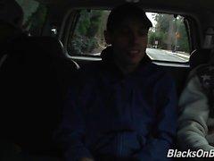 Di Cody struttura Jameson ottiene un Paio Di grande, nero Cocks