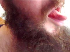Människa anus knullade med en buteljera