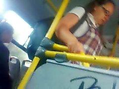 Corrida de linea el bus de