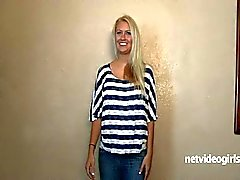 netvideogirls - Lynn Kalender Audition
