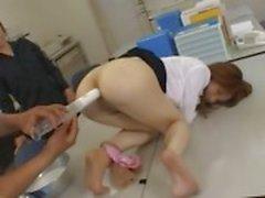 Aasian sihteeri Aasian kanssa perse maitoa