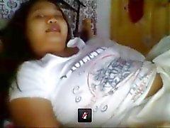 Skype chubby filipino boobs webcam