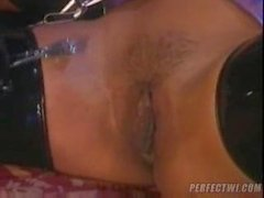 Lesbian Latex 2
