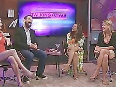 Talk show about sex talks about having sex in public