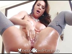 Exotic4k Anal fuck with busty big booty Franceska Jaimes