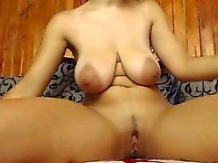 Cam Model Lexi Black Masturbating #9