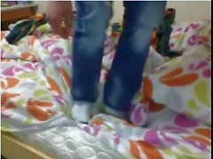Гетеросексуальные красавчики ногами на веб # 155