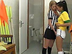 Brasilianer verdammte vom Schiedsrichter