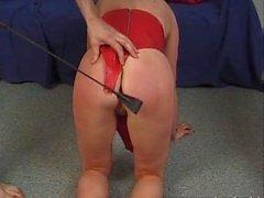 Kinky prostituta madura fica dominada por seu homem