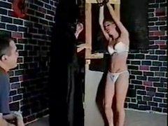 tickle torture pit