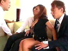 japanese Wife Blowjob Cumshot