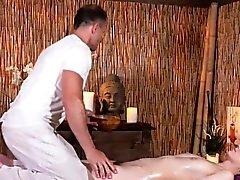 Di twat Pelose bambino scopa la ora masseur