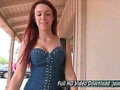 Amber This Fun Young Girl Visits Arizona