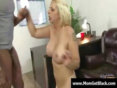 Big tit sexy milfs enjoy black cockhard and deep in pussy 18