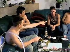 Unge garvas glada sexuella pojkar jävla och mexican muskel deckare i