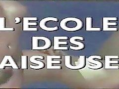 L ecole des baiseuses or Duex Slips Ami Ami 1976 part 1
