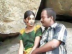teenager che del Telugu a lo zio