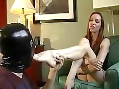 Lucky jalka slave