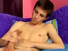 Секси Gay Коннор Bradley снизились на нашем студии для поспешных ма