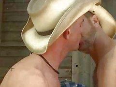 Dillon Buck bir kovboy sikikleri