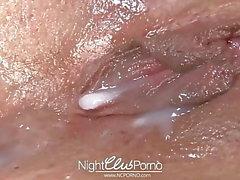 ORGASMS Beautiful woman with big natural tits