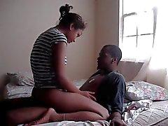 Siyah gençler sextape