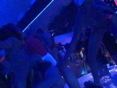 Mad Orgien in der Nachtclub