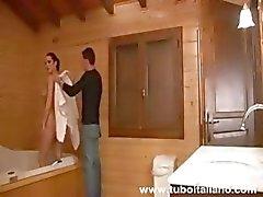 Italian Amateur Housewife Laura