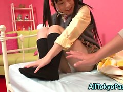 Japanese whore facial