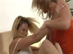 Ariel X and Samantha Ryan (Rivals 2)