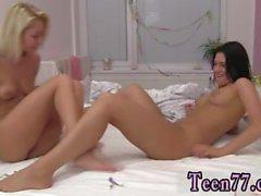 Eva lovia lesbian Sleeping at your friend's house