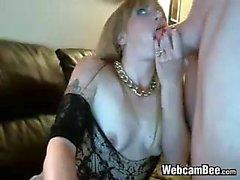 Cam Whore Sucking And Fucking