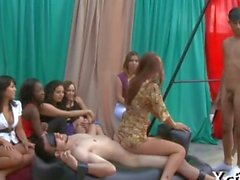 CFNM action with hot sluts