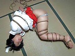 Japanese Style Rope Bondage Training 2 (No Nude)
