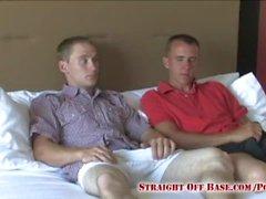 Army Buddies Bo & Tim saugen & ficken