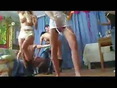 Teen Orgy - Lucie Theodorova