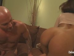 Cumshot On Bubble Butt For Beautiful Black Girl