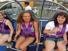They REALLY Love The Slingshot